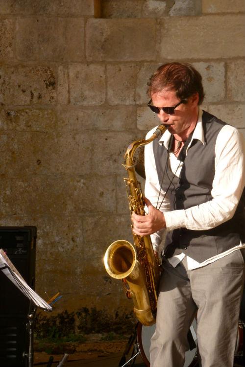 jazz 2012 - sax